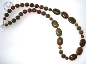 Unakite Healing Necklace